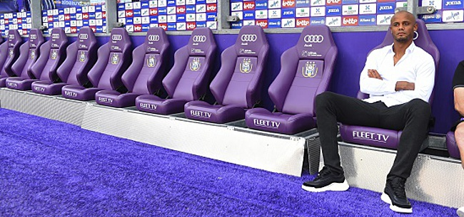 Foto: On sait combien vont mettre Vandenhaute et Kompany pour redresser Anderlecht