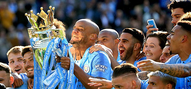 Foto: BREAKING Kompany quitte Manchester City !