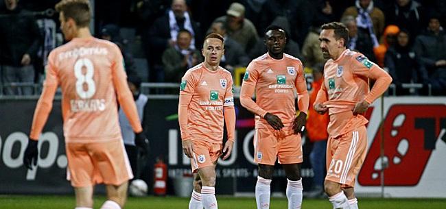 Foto: Trebel a refusé de rejoindre le FC Porto