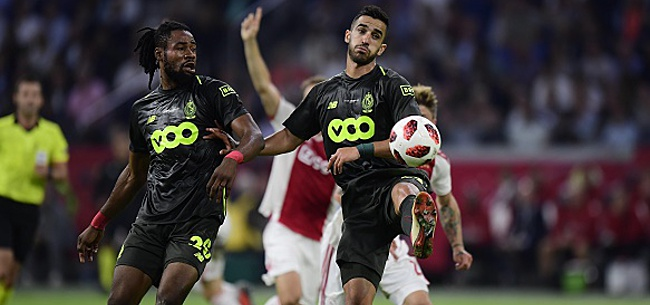 Foto: Le Standard a la meilleure paire de défenseurs centraux  du championnat