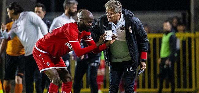 Foto: La dernière chance pour Lamkel Zé à l'Antwerp?