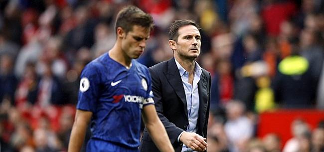 Foto: Un joueur absent et un incertain pour Chelsea contre Liverpool