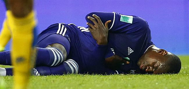 Foto: Anderlecht fait un beau geste envers Dimata