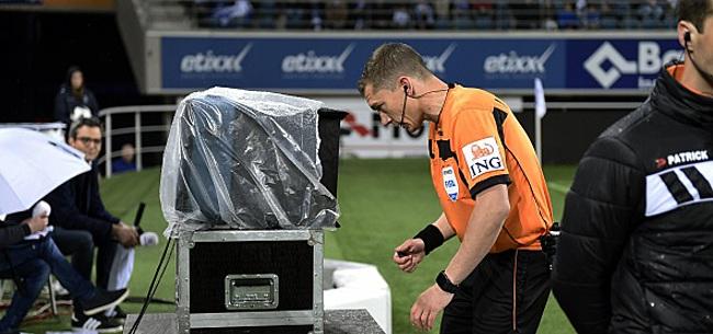 Foto: Le CA de la Pro League prend une décision au sujet du VAR