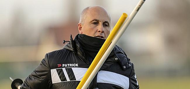 Foto: OFFICIEL - Tubize n'a plus de coach