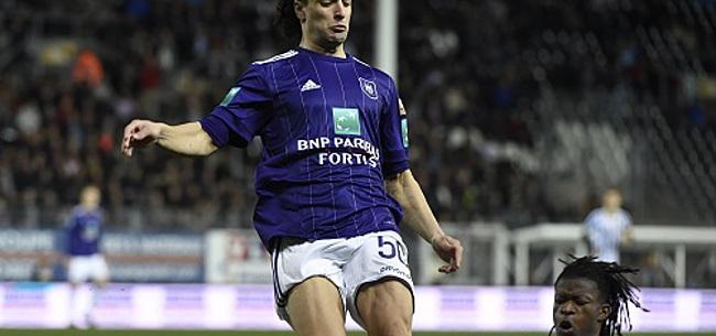 Foto: Anderlecht: Markovic titulaire mais ce n'est pas Gerkens qui saute