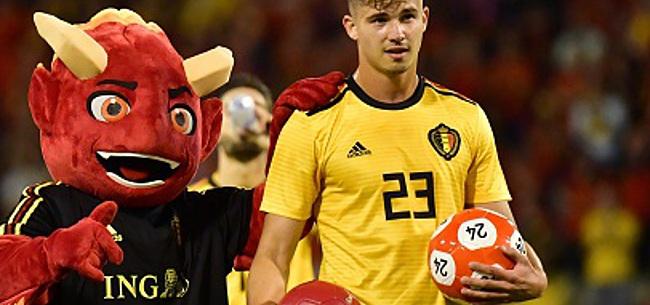 Foto: 4 clubs espagnols s'arrachent Dendoncker !