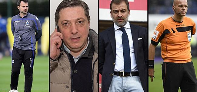 Foto: Le scandale dans le foot belge?