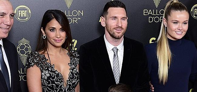 Foto: Lionel Messi Ballon d'Or 2019
