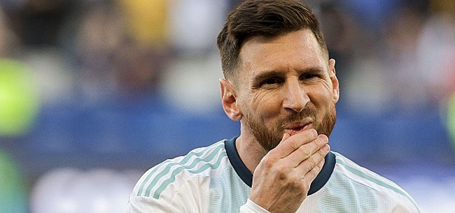 Foto: L'Argentine prend la mesure du Brésil, Messi décisif (VIDEO)