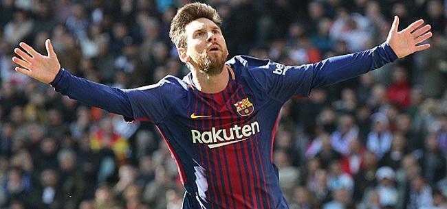 Foto: Barcelone a sauvé Messi de la prison: 12 millions