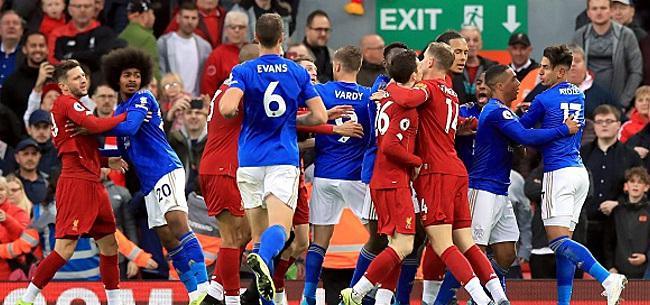 Foto: Liverpool gagne sur le fil face au Leicester de Praet et Tielemans
