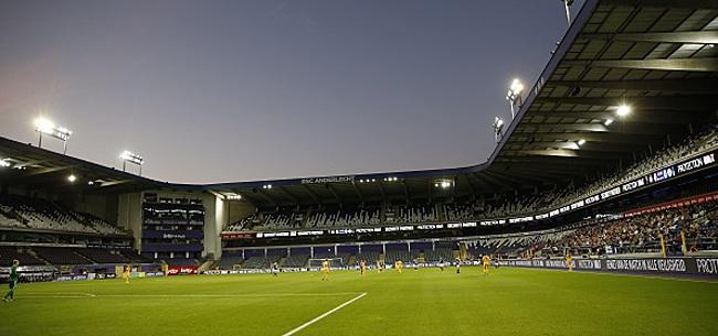 Foto: Anderlecht peut toujours compter sur ses supporters