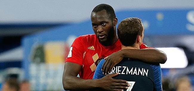 Foto: Une revanche Belgique - France ? Martinez pas vraiment emballé