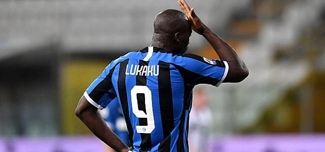 Foto: Sans Romelu Lukaku, l'Inter cartonne et prend la deuxième place