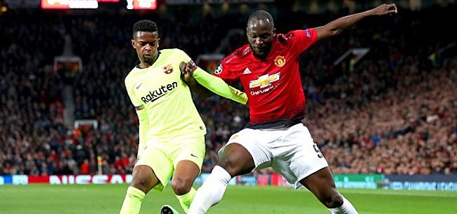 Foto: Romelu Lukaku de nouveau écarté par Manchester United