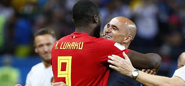 Foto: Martinez évoque la blessure de Lukaku :