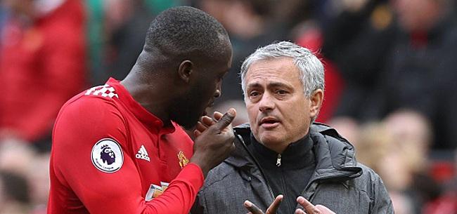 Foto: Mourinho s'en prend à Lukaku