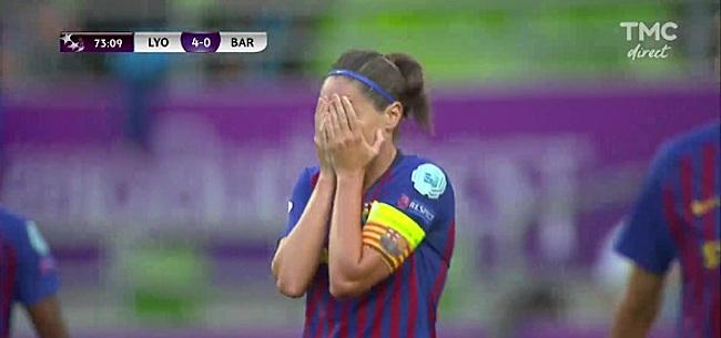 Foto: Lyon atomise Barcelone en finale