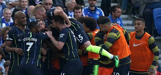 Foto: City exclu de la Ligue des Champions mais pas la saison prochaine?