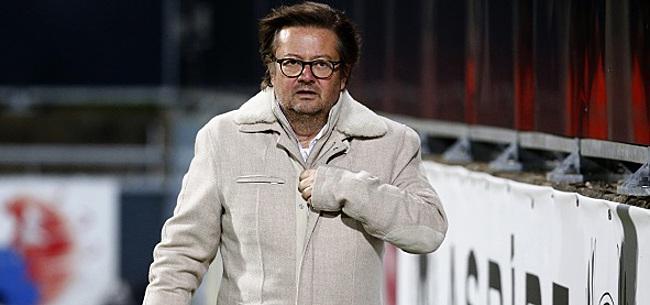 Foto: Europa League: Coucke dévoile les ambitions des Mauves