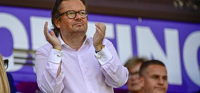 Foto: Si Anderlecht l'engage, il a déjà une chanson pour Marc Coucke