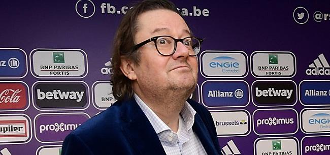 Foto: Coucke met en colère d'autres clubs belges