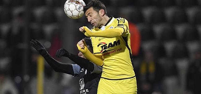 Foto: Lokeren n'avait pas besoin de cela : un joueur absent trois mois