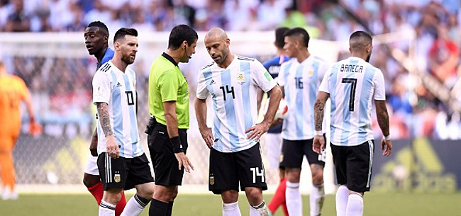 Foto: OFFICIEL: un international argentin prend sa retraite