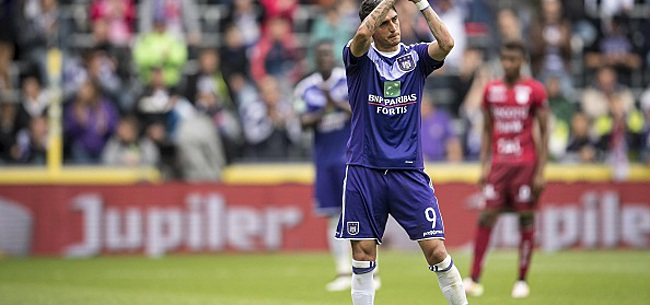 Foto: Anderlecht: un ancien du club sur le retour?