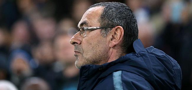 Foto: Sarri prend la décision de mettre Hazard sur le banc en Europa League