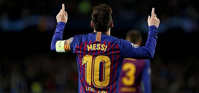 Foto: Liga - Barcelone se promène face à Majorque, Messi s'offre un triplé
