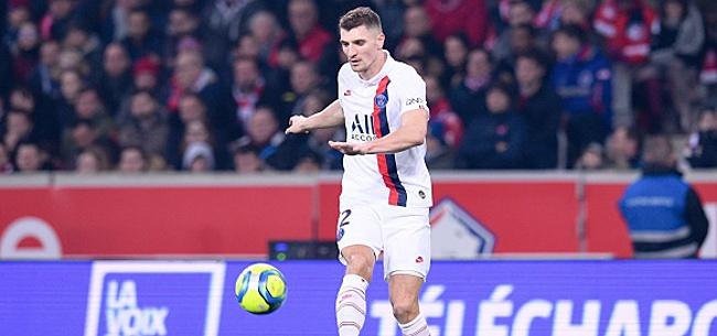 Foto: Thomas Meunier hésite entre deux clubs du top