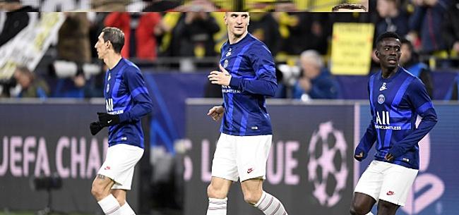 Foto: La preuve que Meunier et Denayer ont bien leur place en Ligue 1