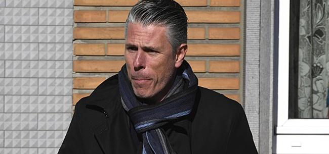 Foto: Verschueren a rendu visite à Deschacht: un retour dans l'air?