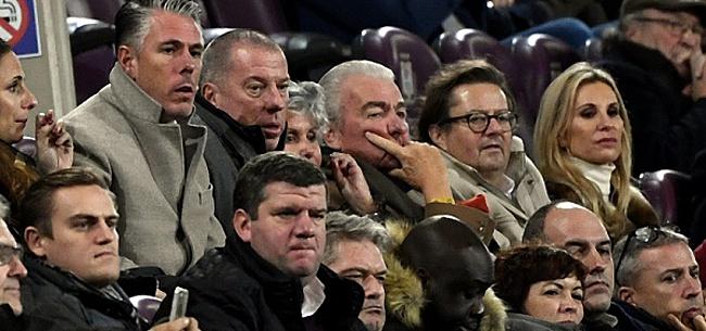 Foto: A Anderlecht, on fait noir, puis blanc, puis à nouveau noir