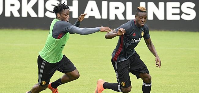Foto: Super Coupe: quel sort pour Origi et Batshuayi? Klopp et Lampard ont choisi