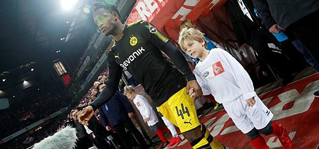Foto: Batshuayi plus longtemps que prévu à Dortmund?