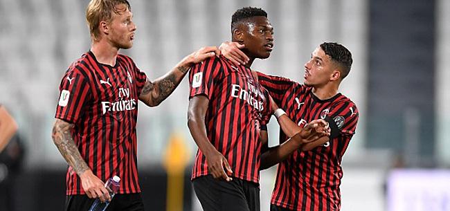Foto: Incroyable: mené 0-2, le Milan renverse la Juventus lors d'un match fou