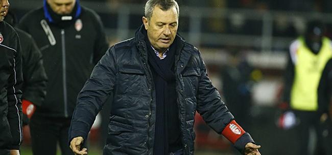 Foto: Un ancien joueur du Standard rejoint Rednic au Dinamo Bucarest