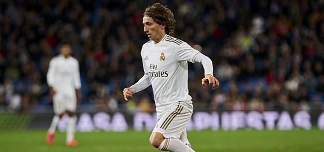 Foto: La proposition étonnante de Modric au Real Madrid