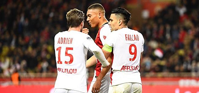 Foto: OFFICIEL - Monaco frappe un grand coup sur le marché des transferts