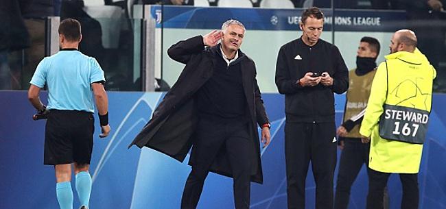 Foto: Mourinho explique sa réaction: