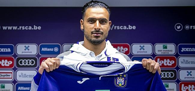 Foto: L'arrivée de Chadli fait une grande victime à Anderlecht