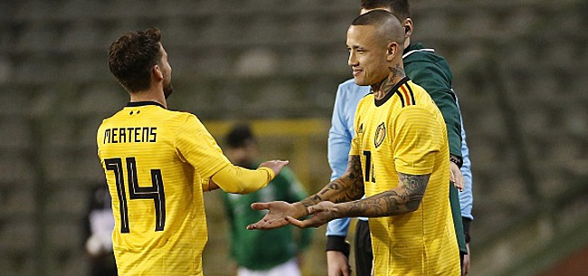 Foto: Roberto Martinez explique enfin pourquoi il n'a pas repris Nainggolan en Russie