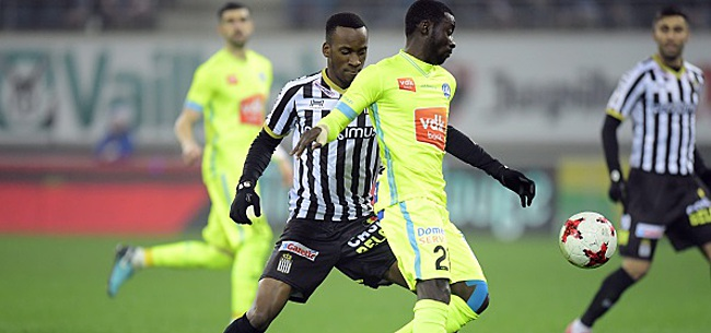 Foto: Gand récupère deux joueurs pour le match contre Rijeka