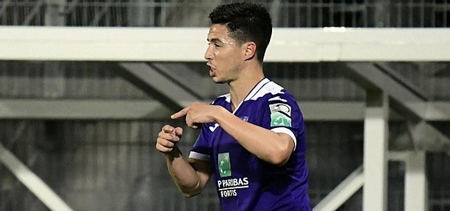 Foto: Coup dur pour Anderlecht : Samir Nasri out pour un certain temps