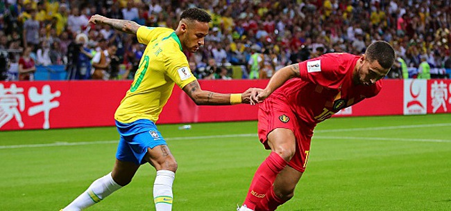 Foto: Neymar rejoue enfin et lance sa saison sur les chapeaux de roue