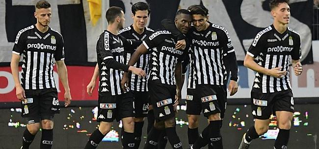 Foto: Charleroi s'impose à Courtrai et n'est plus qu'à un match de l'Europe !