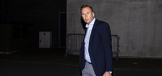 Foto: Footgate - Olivier Swolfs et Dirk Huyck (Waasland-Beveren) n'iront pas en appel
